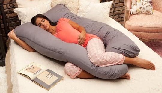 Naomi body pillow.
