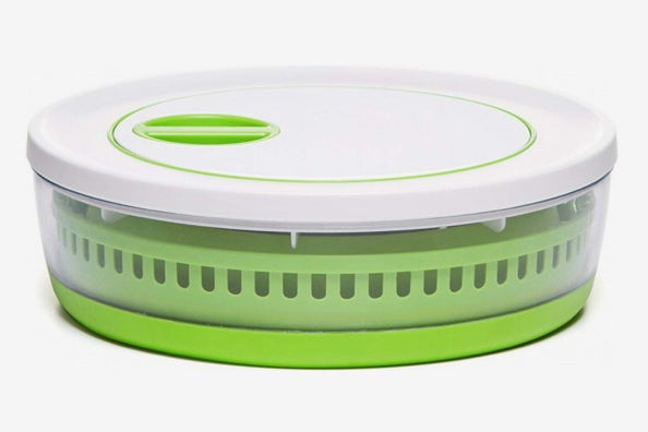 Prepworks by Progressive Collapsible Salad Spinner – 4 Quart.