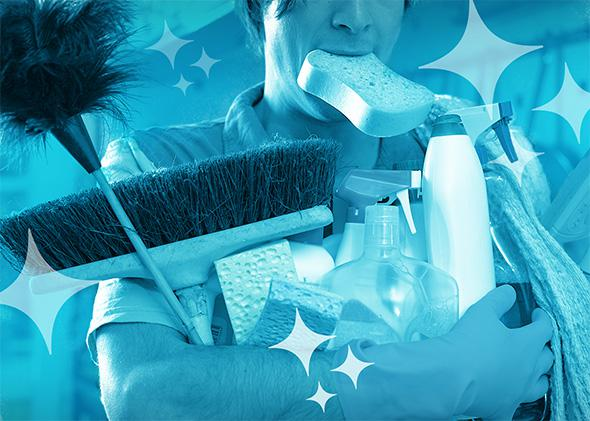 Handy, a hot startup for home cleaning, has a big mess of