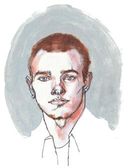 Sean Mulveyhill, illustration by Deanna Staffo.