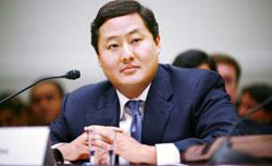 Former Department of Justice offical John Yoo. Click to expand image.