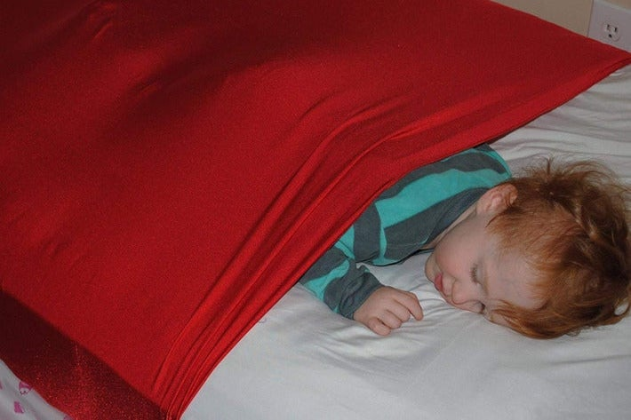 The Original SnugBug: A Custom Sized Weighted Blanket Alternative