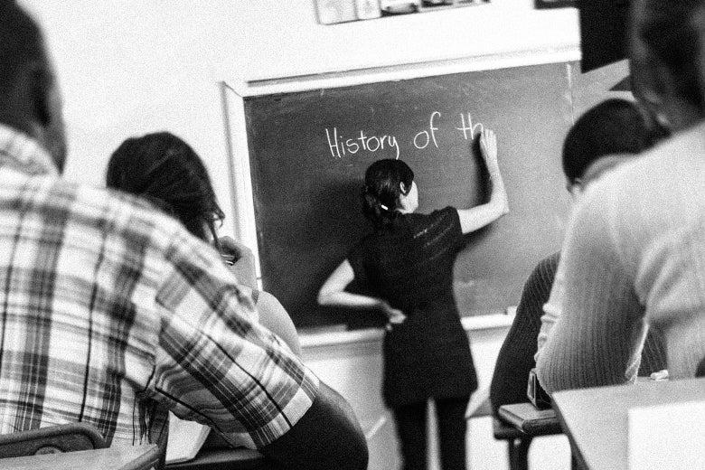 History class.