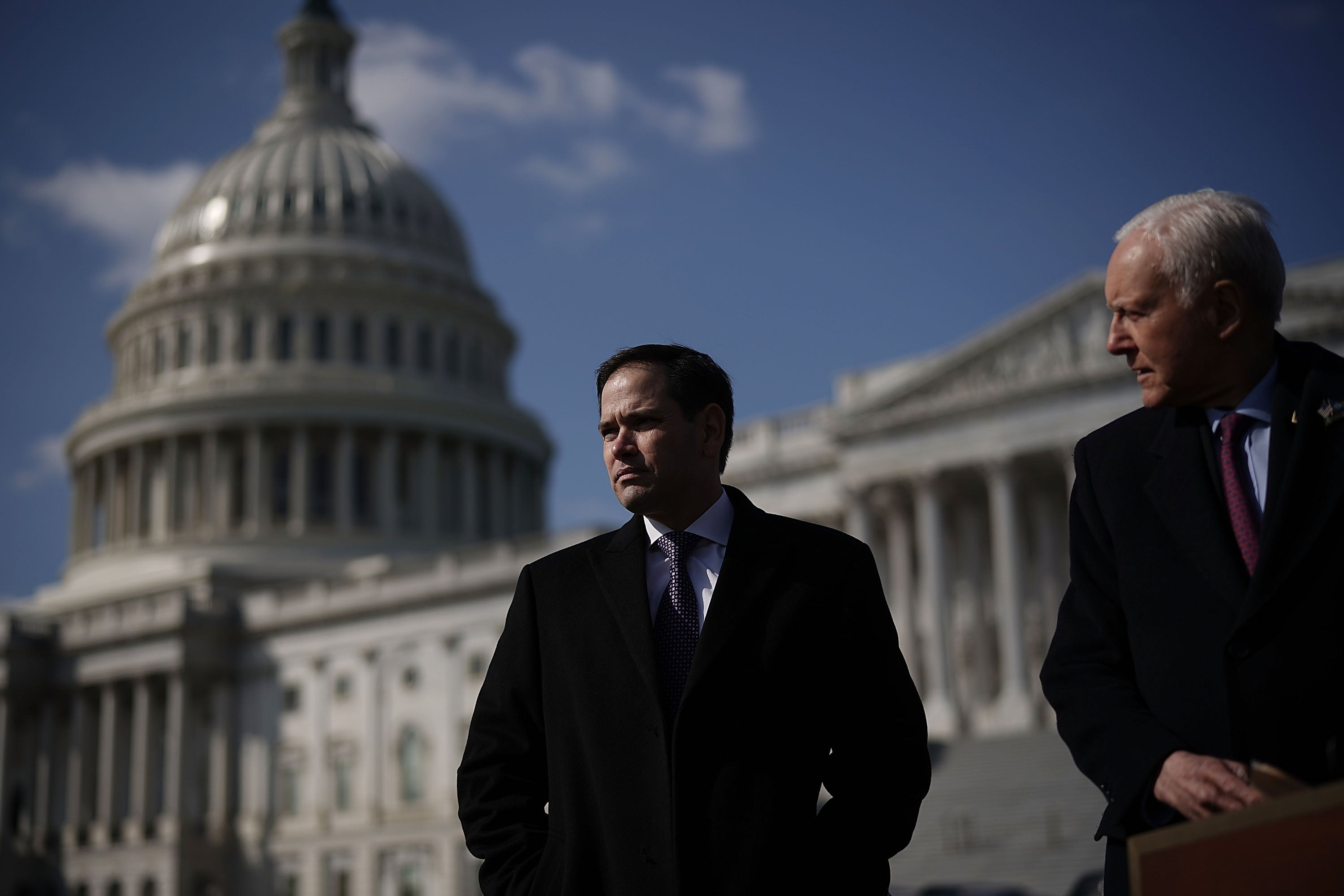 National Hero Marco Rubio Introduces Bill to Make Daylight Savings Time Year-Round
