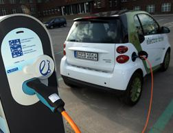 Electric car. Click image to expand.
