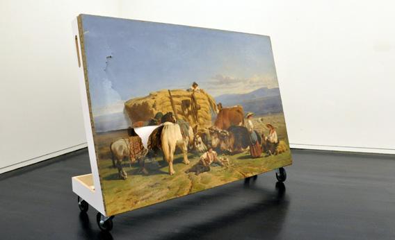 La Moisson, by Alexandre Dubuisson