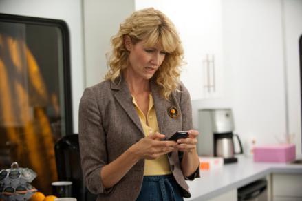 Laura Dern as Amy Jellicoe.