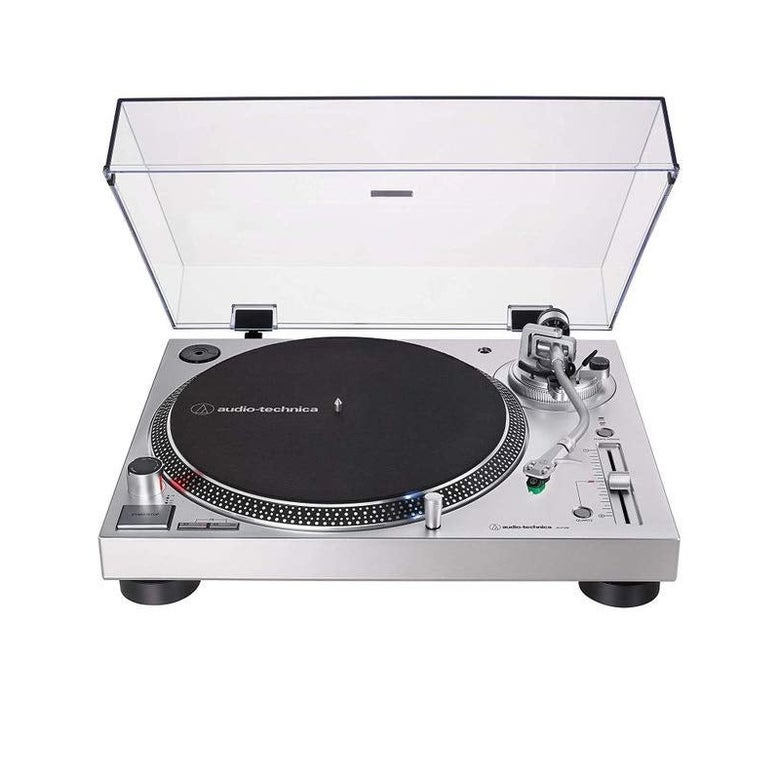 Audio-Technica ATLP120X USB Direct Drive Professional USB Turntable