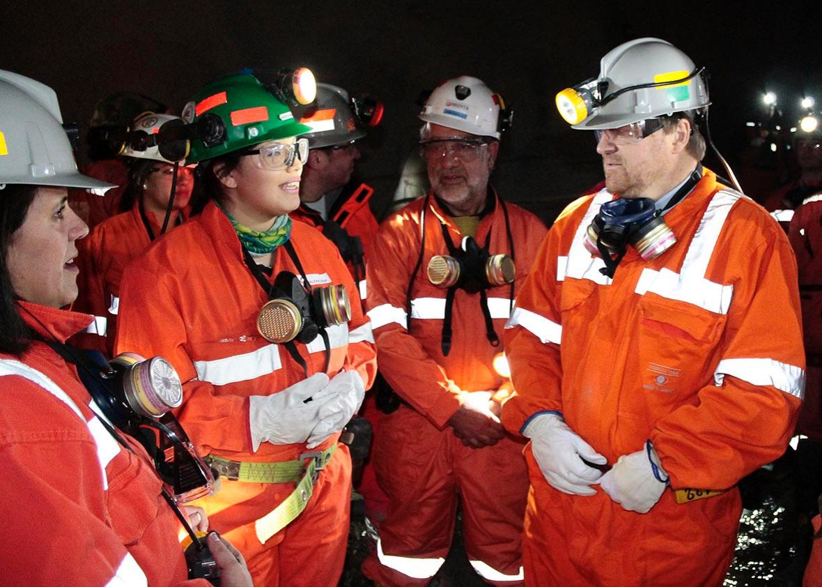 Chile Mine 1.