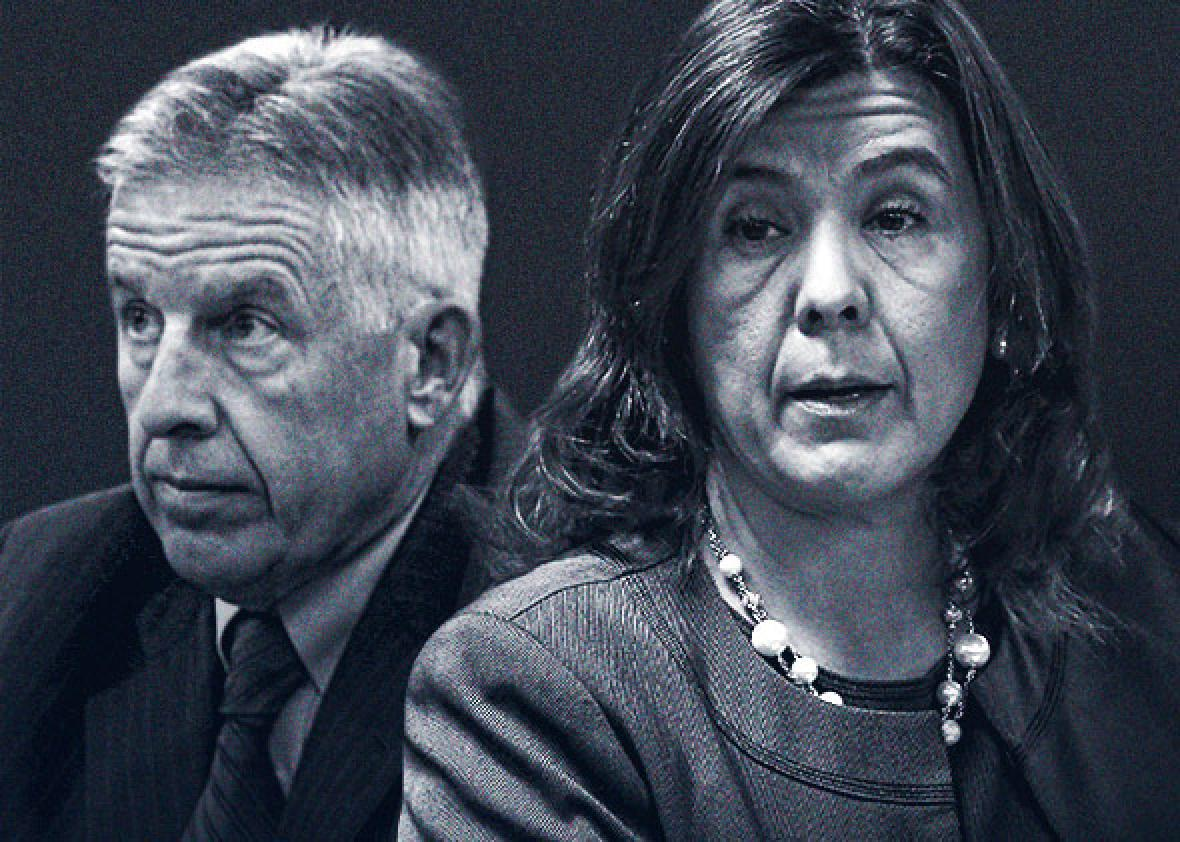 Cook County state's attorney Anita Alvarez and Cuyahoga County district attorney Tim McGinty both lost in the primary March 15, 2016.