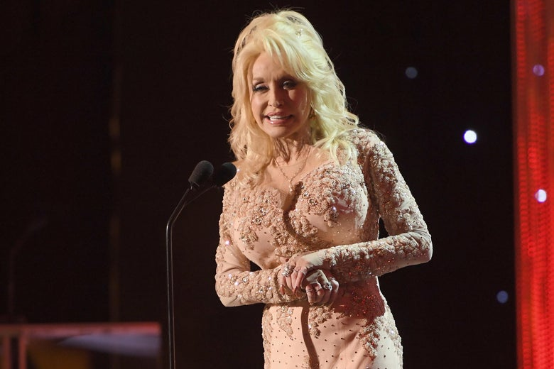 A Visitor Describes How Dolly Parton S Stampede Ditched