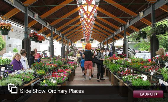 Slide Show: Ordinary Places. Click to launch.
