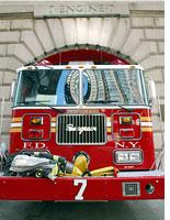 A firetruck. Click image to expand.