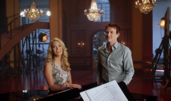 Sound of Music live on NBC: trailer showcases Carrie Underwood  (VIDEO)