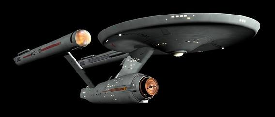 Star Trek Continues: the Enterprise