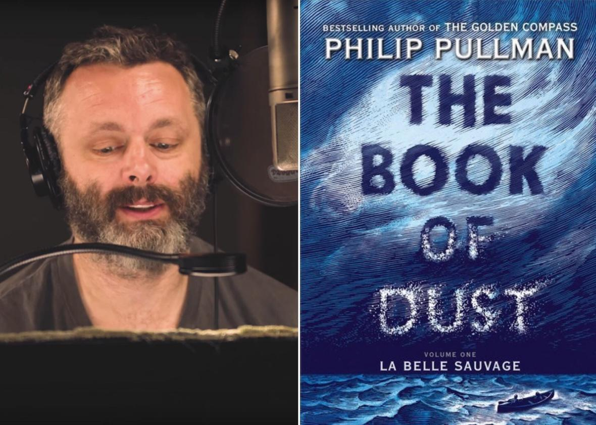 Michael Sheen reads The Book of Dust