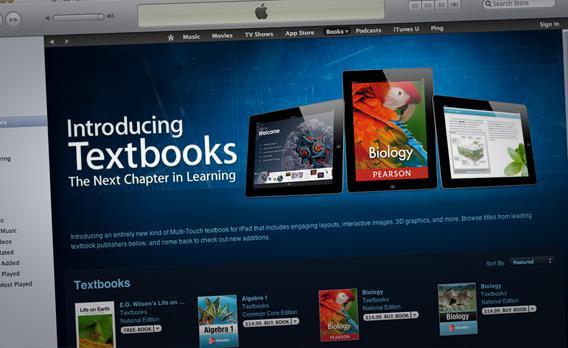 apple textbooks