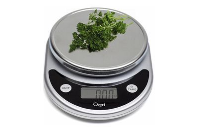 Ozeri Pronto Digital Multifunction Kitchen and Food Scale