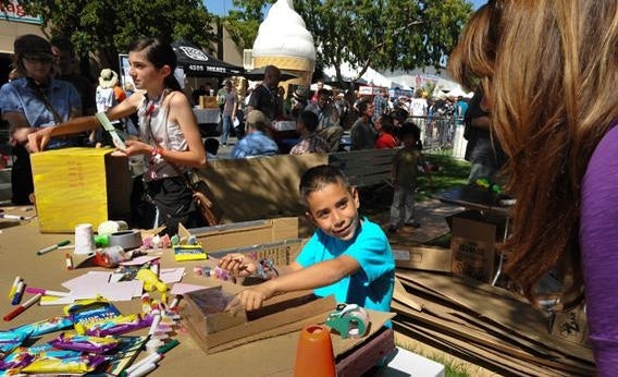 Maker Faire.