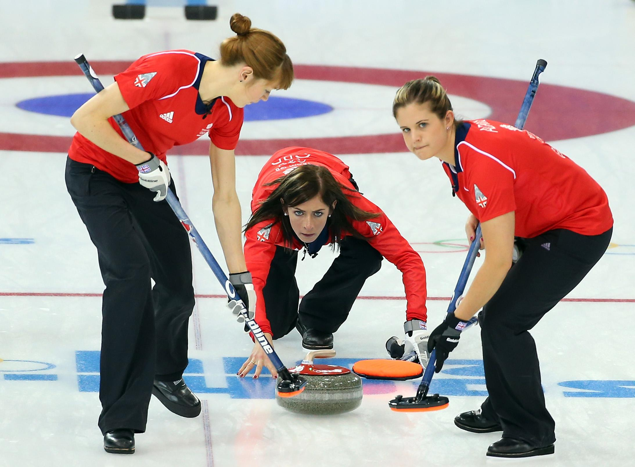 women's curling