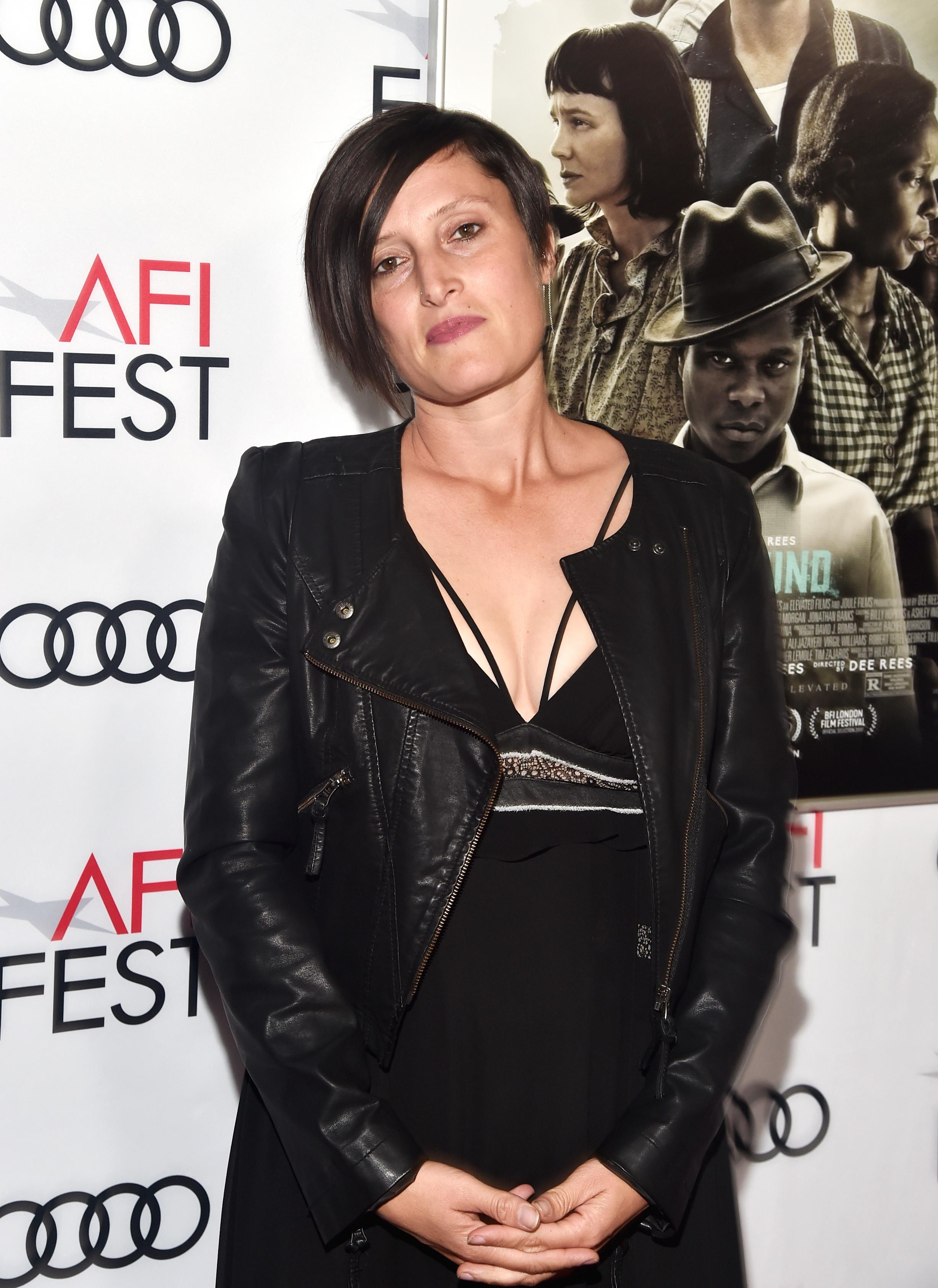 HOLLYWOOD, CA - NOVEMBER 09:  Rachel Morrison attends the screening of Netflix's 'Mudbound' at the Opening Night Gala of AFI FEST 2017 Presented By Audi at TCL Chinese Theatre on November 9, 2017 in Hollywood, California.  (Photo by Alberto E. Rodriguez/Getty Images for AFI)
