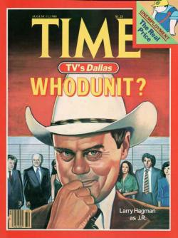 "How the original Dallas, with its ""Who Shot J.R."" cliffhanger, its ""dream  season,"" and Larry Hagman's contract, made TV worse."
