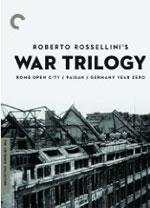 Roberto Rossellini's War Trilogy (Rome Open City/Paisan/Germany Year Zero) (Criterion Collection) (1948).