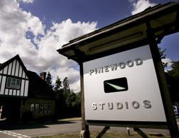 Pinewood Studios. Click image to expand.