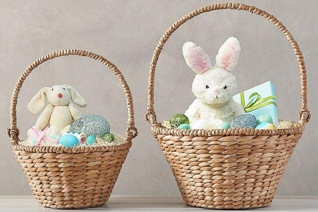 Pottery Barn Kids Seagrass Easter Basket