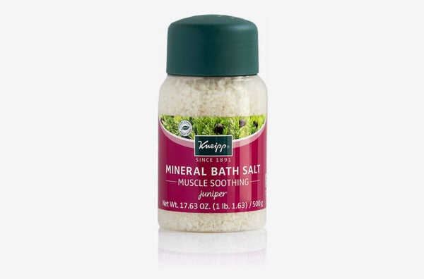 Kneipp Mineral Bath Salt, Muscle Soothing, Juniper.