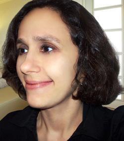 Author Rachel Lee Rubin.