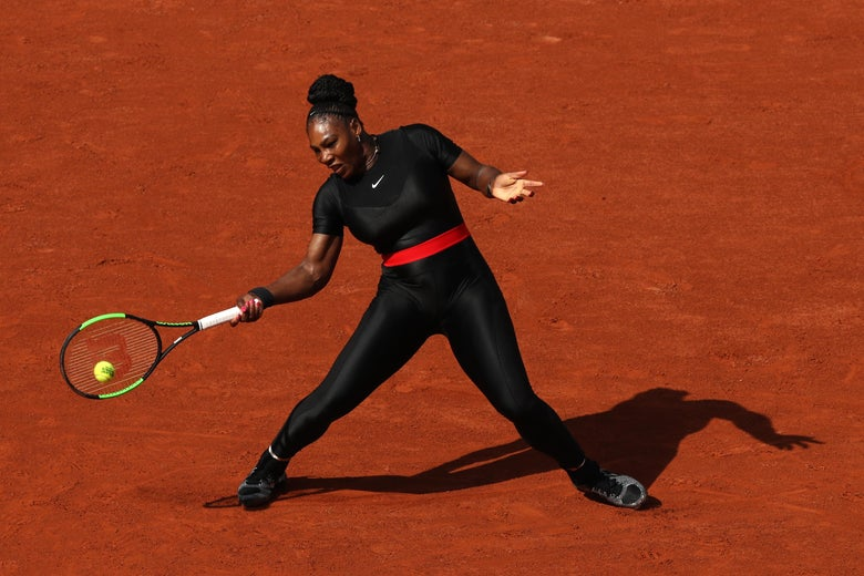 """Why Serena Williams' """"Wakanda-Inspired"""" Bodysuit Was a Big Deal for Tennis"""