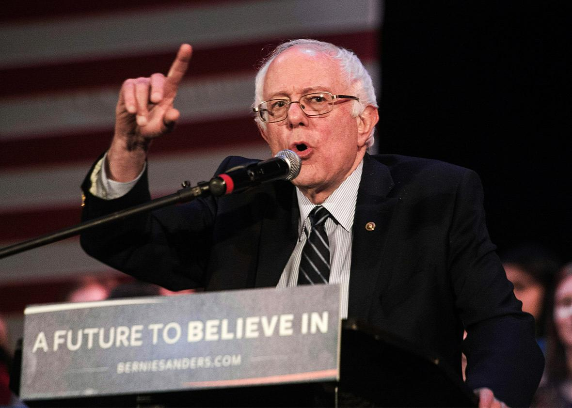 Bernie Sanders south carolina.