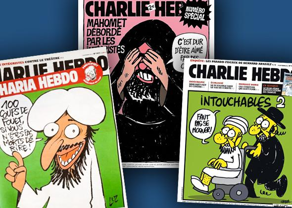 Charlie Hebdo Covers Religious Satire Cartoons Translated And Explained