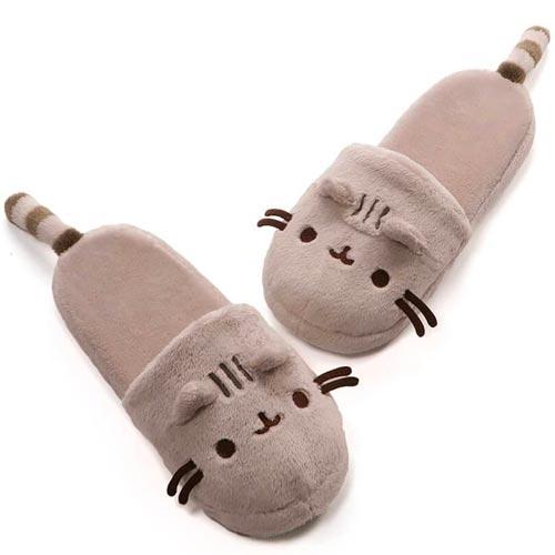 Gund Pusheen slippers