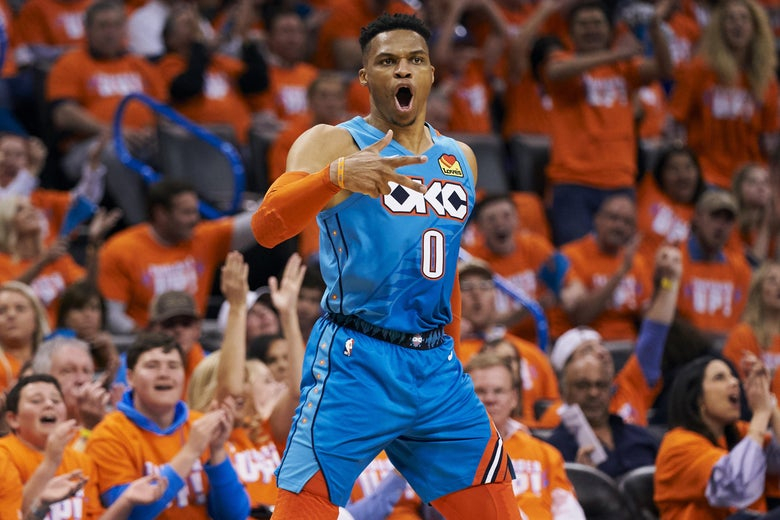 newest 89e00 26675 Russell Westbrook s Least-Favorite Sportswriter on Being Russell  Westbrook s Least-Favorite Sportswriter