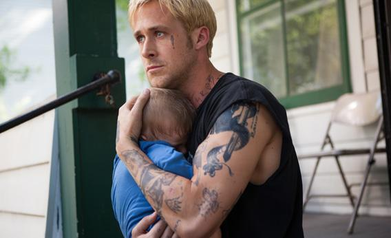 Ryan Gosling stars as Luke in Derek Cianfrance's drama, The Place Beyond the Pines, a Focus Features release.