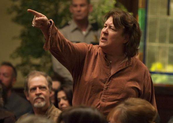 Margo Martindale in Justified.