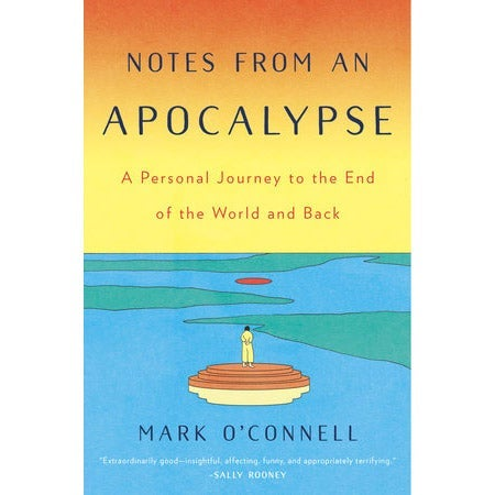 Notes from an Apocalypse book cover.
