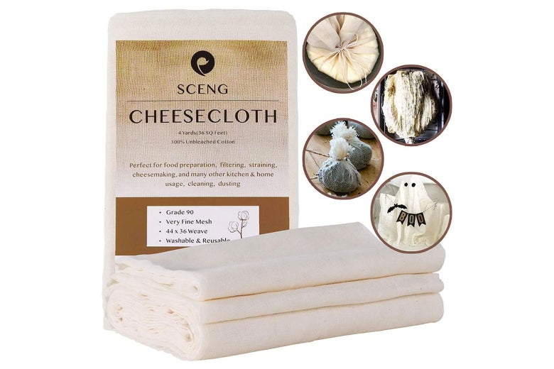 Cheesecloth pack