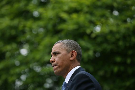U.S. President Barack Obama, May 16, 2013