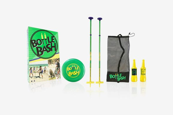 Poleish Games Bottle Bash Standard Outdoor Game Set