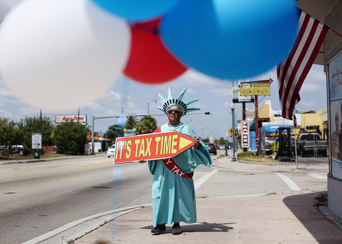 Liberty Taxes