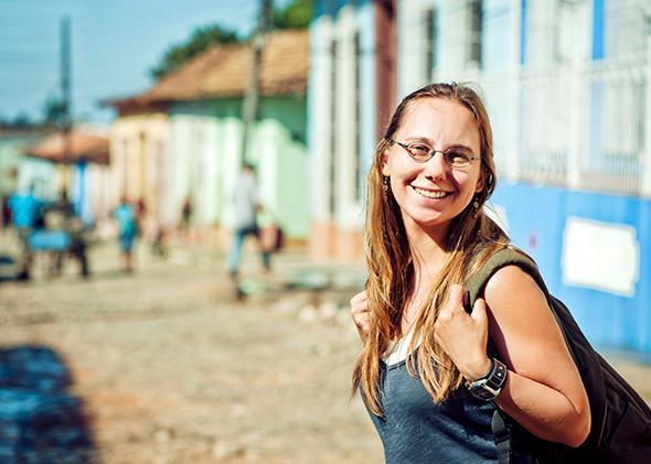 Gap year in Trinidad, Cuba