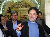 Mohammad Khatami         Click image to expand.