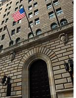 The Federal Reserve Bank in Manhattan.         Click image to expand.