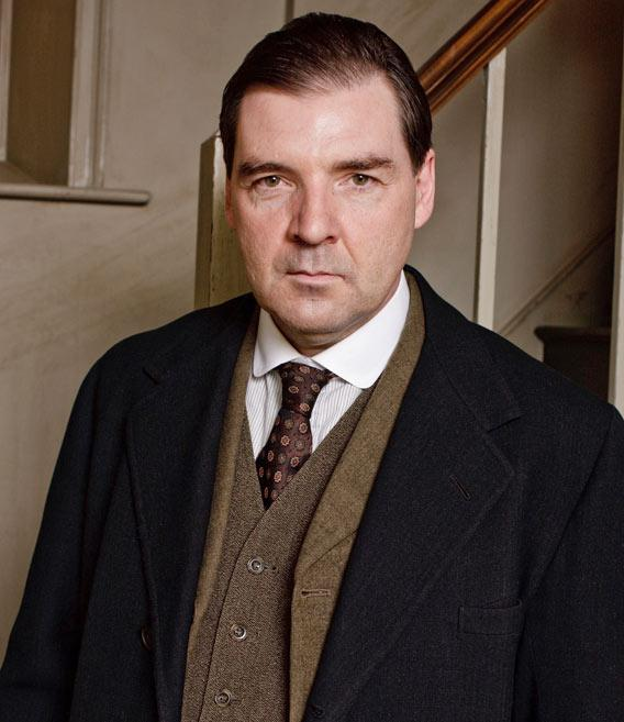 Brendan Coyle as John Bates in Downton Abbey