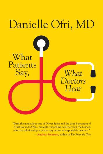 what patients say.