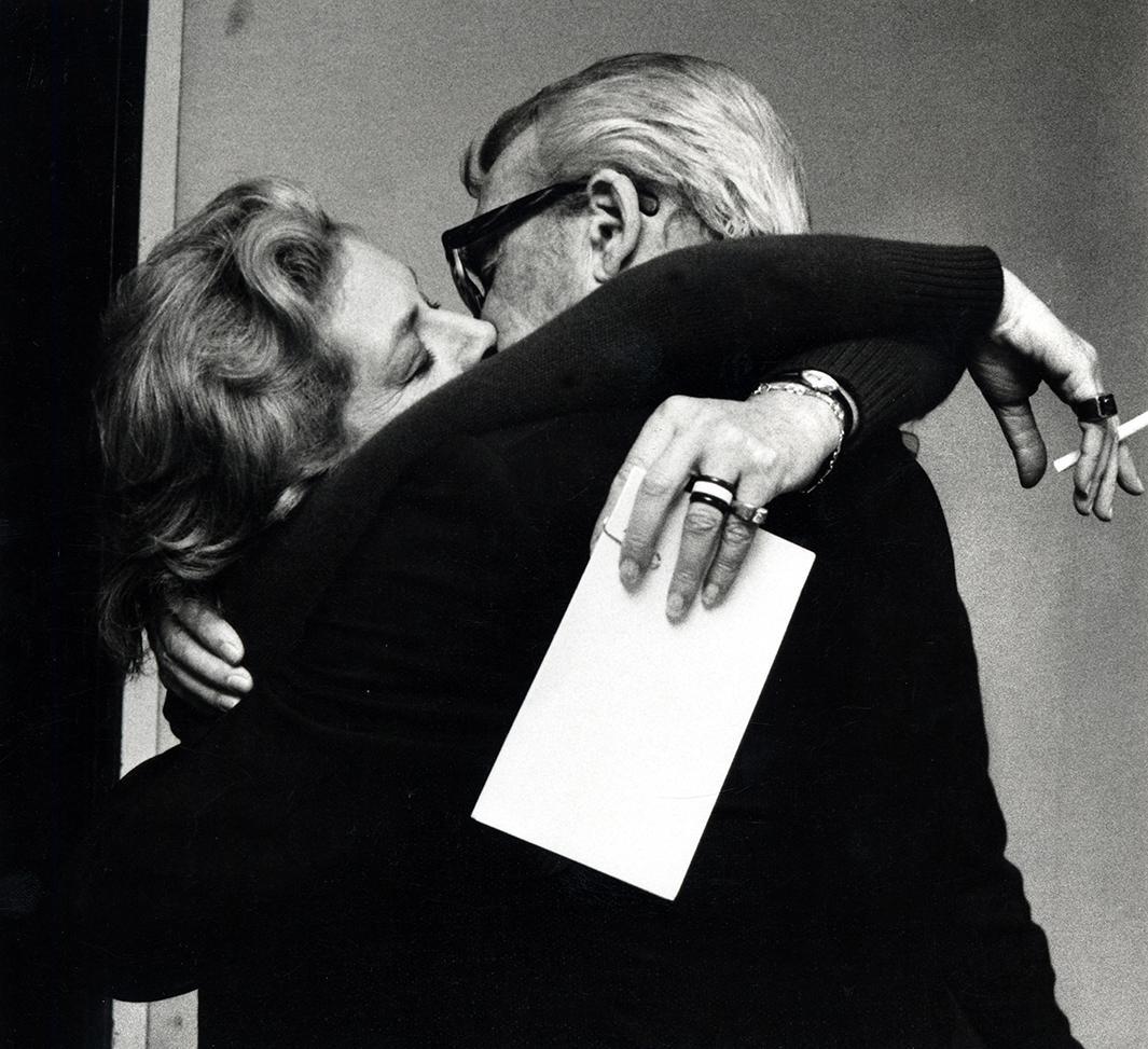 Lauren Bacall, 1977
