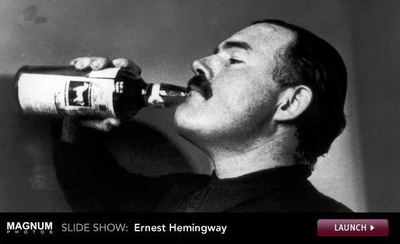 Hemingway Magnum Gallery.